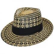 Hartley Toyo LiteStraw Fedora Hat