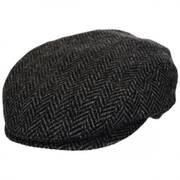 Herringbone Wool Ivy Cap