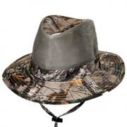 NFZ Mesh Safari Fedora Hat