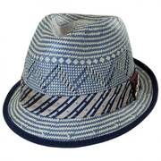 Degree Toyo Straw Trilby Fedora Hat