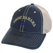 Classic Mesh Trucker Strapback Baseball Cap