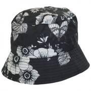 Floral Rain Bucket Hat