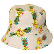 Kids' Pineapple Bucket Hat