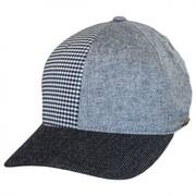 Flexfit Patchwork Fitted Baseball Cap