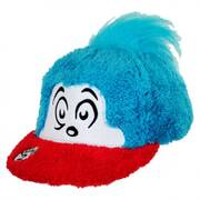 Thing 2 Fuzzy Baseball Cap