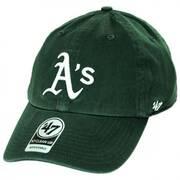Oakland Athletics MLB Clean Up Strapback Baseball Cap II