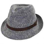 Laying Low Hemp and Cotton Fedora Hat