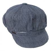 Sailor Cotton Newsboy Cap