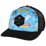 Hot Tub Trucker Snapback Baseball Cap