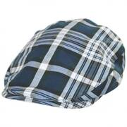Mastron Plaid Cotton Ivy Cap