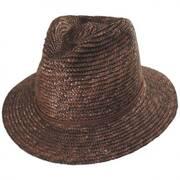 Lera Straw Fedora Hat