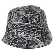 Jamie Cotton and Linen Bucket Hat