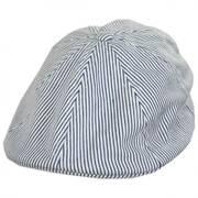 Ripley Cotton Stretch Newsboy Cap