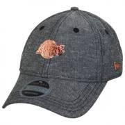 Los Angeles Lakers 9Twenty Badged Strapback Baseball Cap Dad Hat