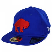 Buffalo Bills NFL Retro Fit 59Fifty Fitted Baseball Cap