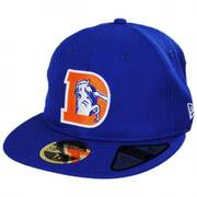 Denver Broncos NFL Retro Fit 59Fifty Fitted Baseball Cap