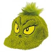 Grinch Adjustable Baseball Cap