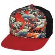 Lucky Koi Snapback Baseball Cap