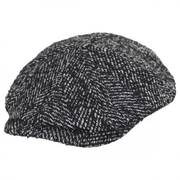 Dollis Poly Wool Blend Newsboy Cap