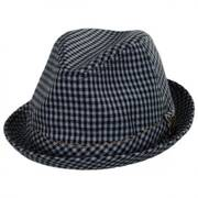 Johnny Lager Cotton Fedora Hat