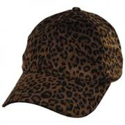 Leopard Baseball Cap
