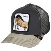 Stud Trucker Snapback Baseball Cap