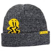 Peek A Boo Melting Sun Beanie Hat