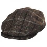 Eli Wool Herringbone Ivy Cap