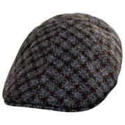 Lester Pub Wool Herringbone Ivy Cap