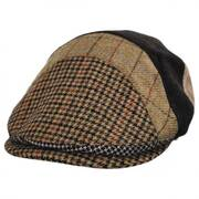 Carter Patchwork Wool Blend Ivy Cap