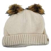 Snow Problem Beanie Hat