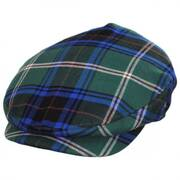 80th Anniversary Pebbles Tartan Wool Ivy Cap