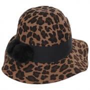 Mullins Wool Felt Floppy Hat