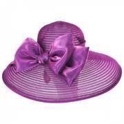 Evaline Lampshade Hat