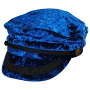 Velvet Greek Fisherman Cap