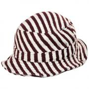 Hardy Striped Bucket Hat