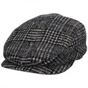Glencheck Wool Blend Ivy Cap