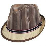 Inglewood Toyo Straw Blend Fedora Hat