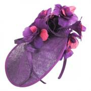 Dancer Sinamay Fascinator Hat