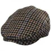 Barnabas Wool Houndstooth Ivy Cap