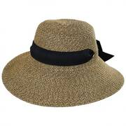 Primrose Toyo Straw Blend Sun Hat