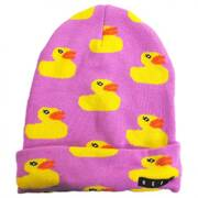 Lawrence Duckie Beanie Hat