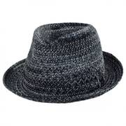 Freddy Braid Fedora Hat
