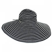 Antonia Ribbon Swinger Hat