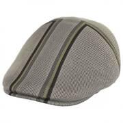 Tropic Angle Stripe 504 Ivy Cap