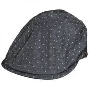 Spot Cotton Blend Flexfit Newsboy Cap