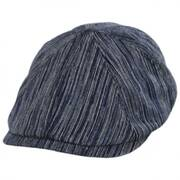 Robinson Cotton Blend Newsboy Cap