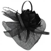Priscilla Sinamay Fascinator Hat