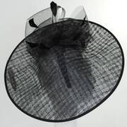 Miranda Sinamay Fascinator Hat