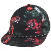 Push Through Strapback Baseball Cap